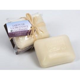 Jabón de Granada perfumado Bio (75 g)