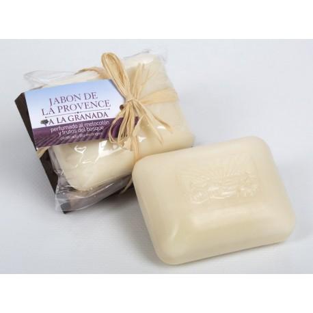 Jabón de Granada perfumado bio (150 gr)