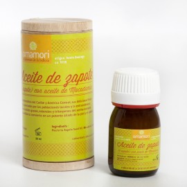 Aceite Natural de Zapote Bio (30 ml)
