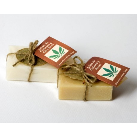 Hemp Soap (100 g)