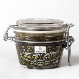 Scented Black Soap (180 ml)