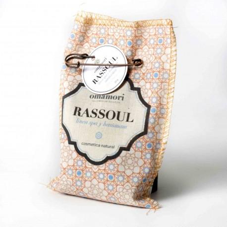 Rassoul, arcilla natural