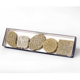 Aleppo soap in different forms (28-30 g)