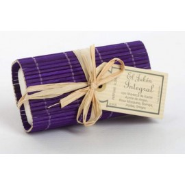 Integral Soap with Shea Butter, Argan, Rosehip, Borage and Yoyoba