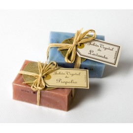 Jasmine Vegetable Soap (100 g)