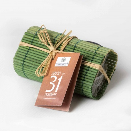 Soap with 31 Plants (100 gr)