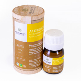 Aceite Natural de Argán Bio Desodorizado