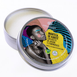 Shea Butter with Argan Oil