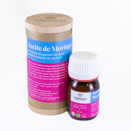 Aceite Natural de Moringa Bio