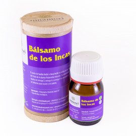 Balsam of the Incas or Inca Inchi (Sacha Inchi) (30 ml)