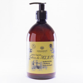 Liquid Aleppo soap (500 ml)