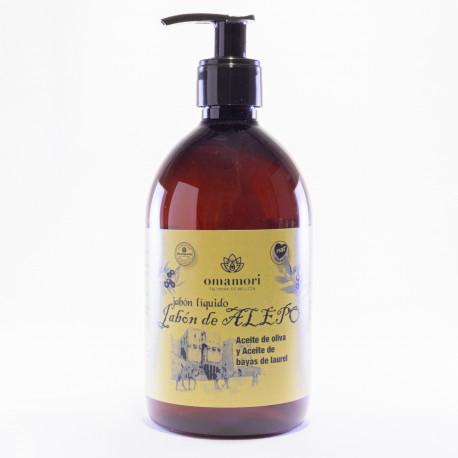 Liquid Aleppo soap (500 ml)